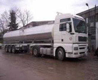 Paslanmaz Tır Tanker
